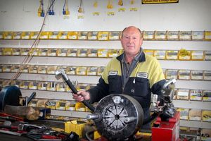 All your hydraulic needs are sorted at Hewitt's Tractor Services.